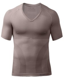 Knap'man Invisible deep v-neck