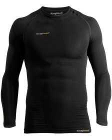 Knap'man Thermo Active shirt black