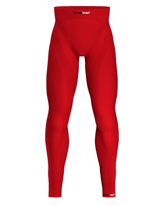 Knapman Zoned Compression Tights 25% red